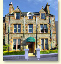 Welcome to Roseneath Bed and Breakfast, Oban